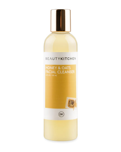 Honey & Oats Facial Cleanser