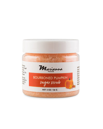Mini Bourboned Pumpkin Sugar Scrub