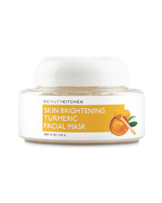 Skin Brightening Turmeric Facial Mask