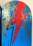 David Bowie, Skate Deck Original