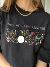 Afbeelding in Gallery-weergave laden, Take Me To The Universe T-Shirt