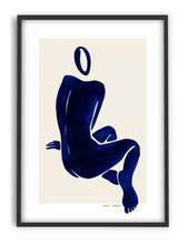 Afbeelding in Gallery-weergave laden, Astrid Thoughts Poster L