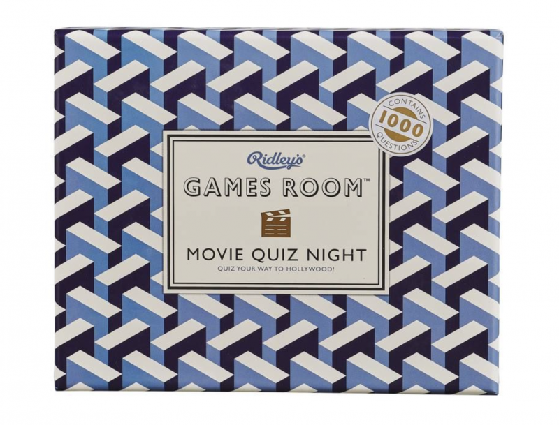 Movie Quiz Night Spel