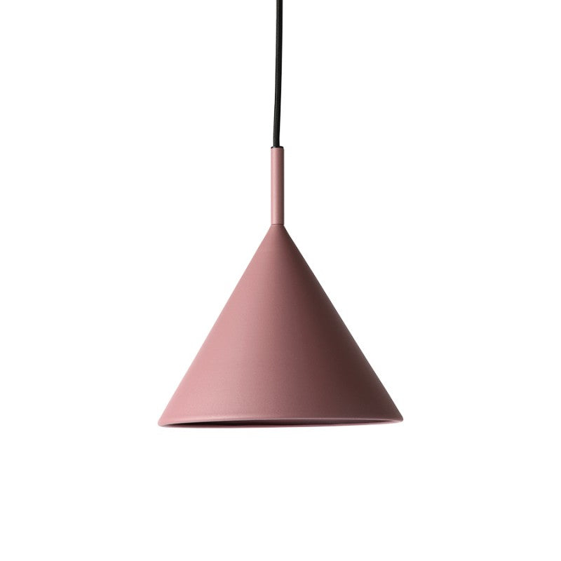 Driehoek Hanglamp M Purple
