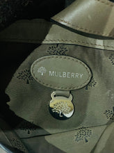 Load image into Gallery viewer, Mulberry Dan Large Brown Messenger Bag