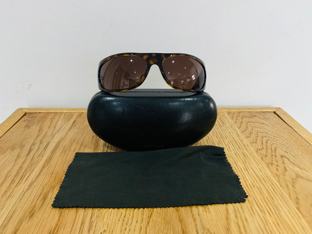 Prada wrap around sunglasses