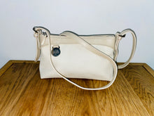Load image into Gallery viewer, Mulberry Vintage Scotch Grain Cream Small Crossbody Bag