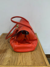 Load image into Gallery viewer, Mulberry Coral Orange Bayswater
