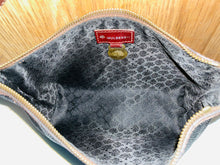 Load image into Gallery viewer, Mulberry Vintage Scotch Grain Black Small Shoulder Bag