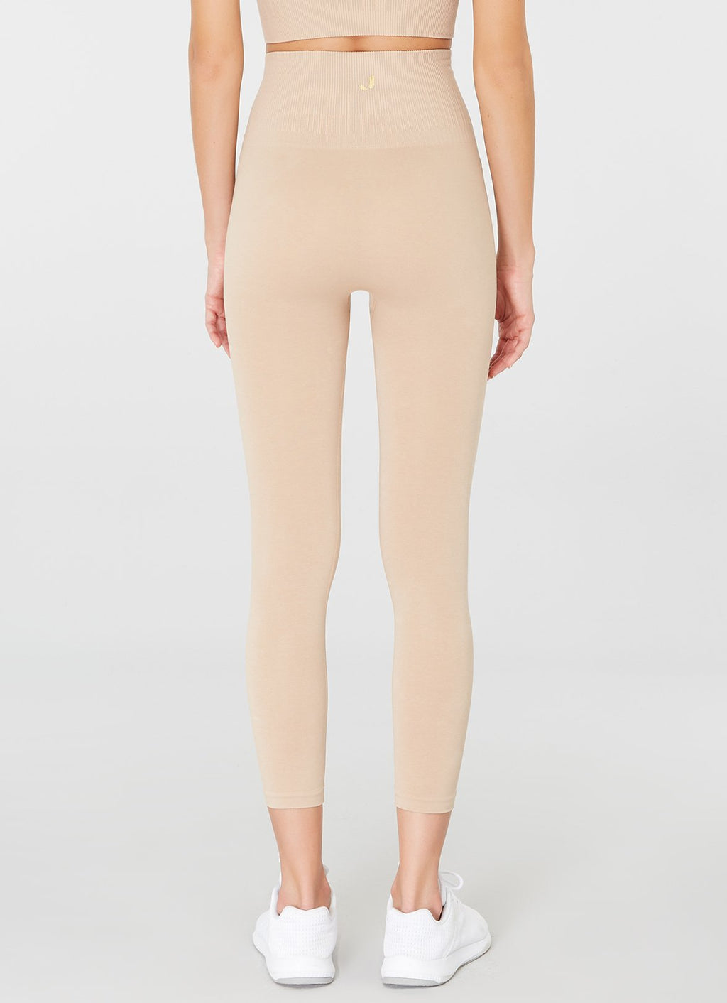 Jerf Luz Beige Leggings