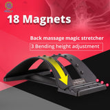 Chiro Back Stretcher 250kgs capacity - 40% SALE TODAY
