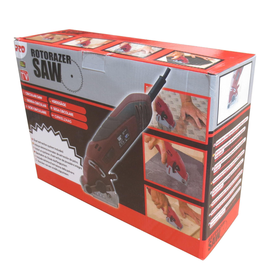 Industrial Multi-function Power Saw 3400 RPMS -  40% OFF + Free 3 Blade Set