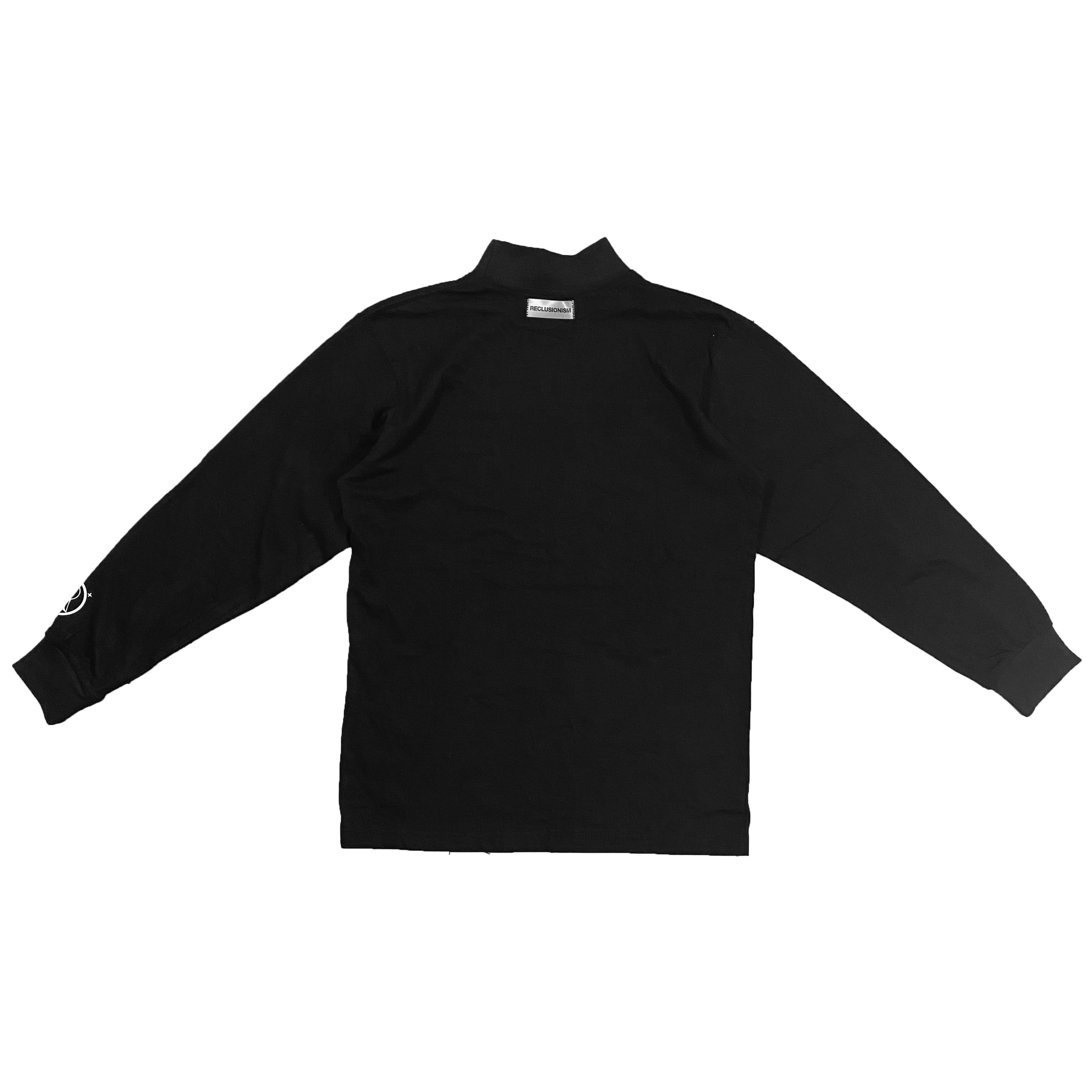 SIGNATURE MOCK NECK