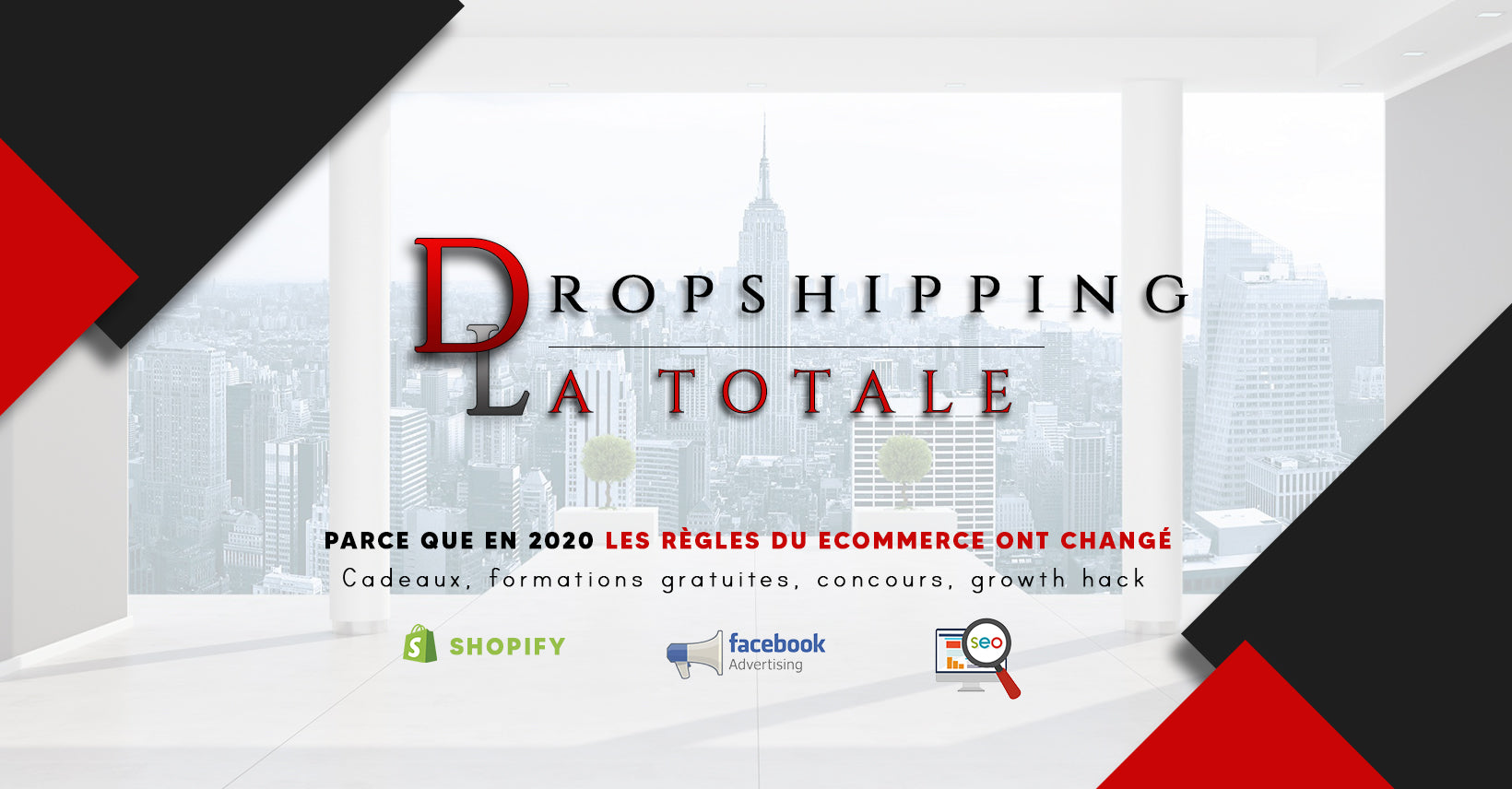 groupe dropshipping la totale