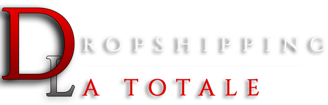 Logo dropshipping - la totale