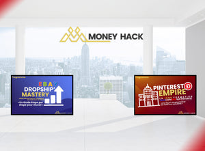 Money Hack - Formations web