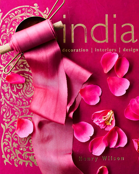 INDIA - a new collection of silk ribbons for retailers