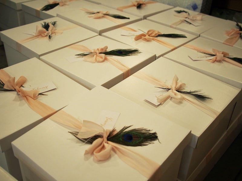 Silk Ribbons For Hampers