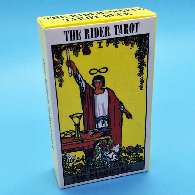Original Rider Waite Tarot - the ultimate 78 card Tarot deck for beginners