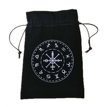 Load image into Gallery viewer, Cashmere bags for your tarot cards  - luxury 'Velvet' feel
