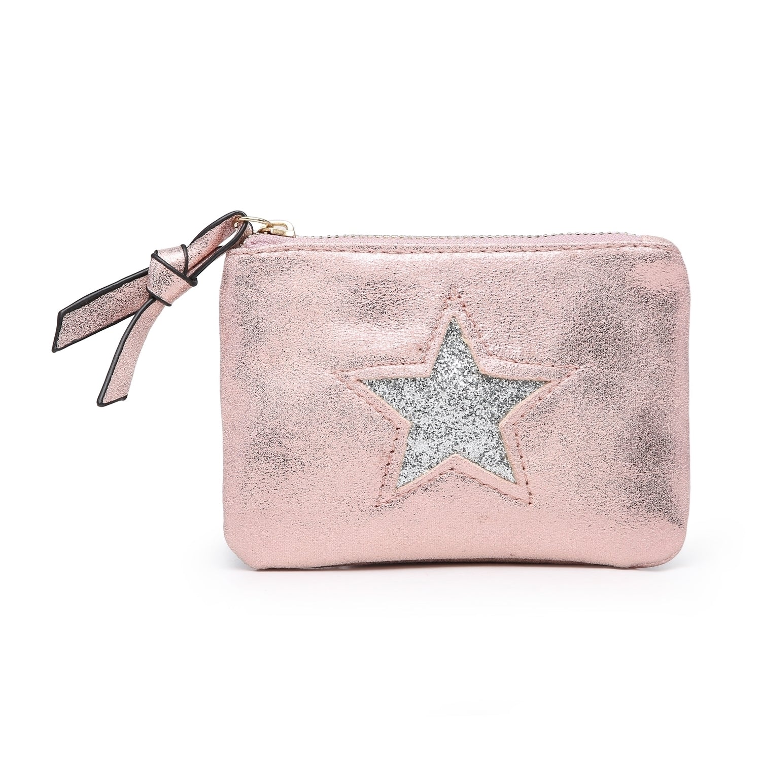 Small Star Purse | Pink