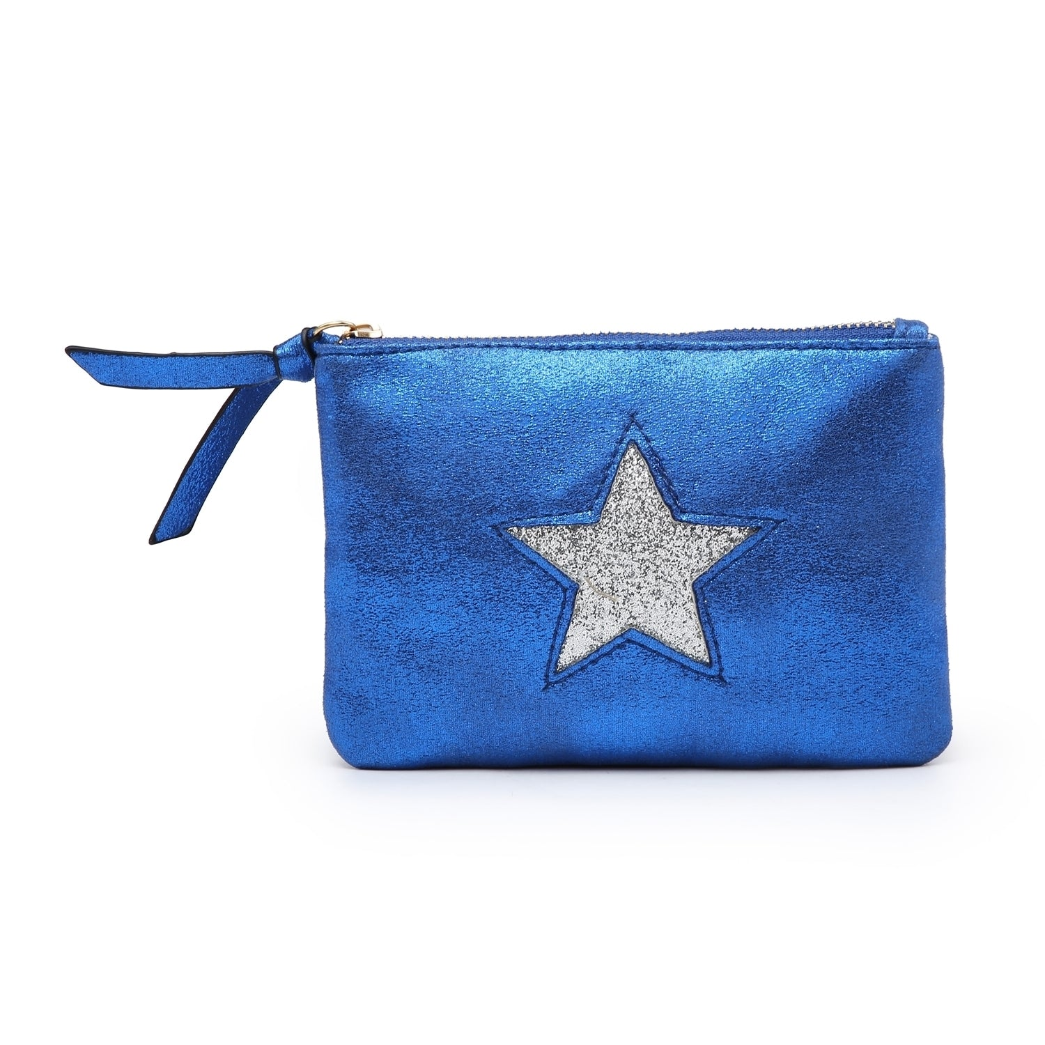 Medium Star Purse | Electric Blue
