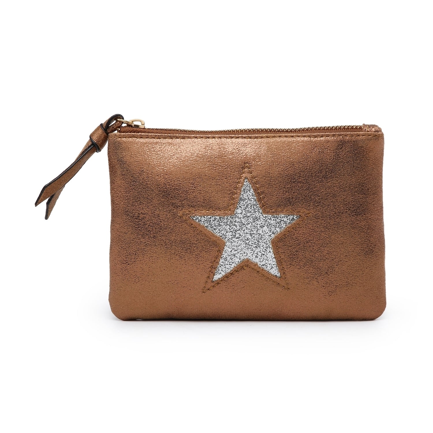 Medium Star Purse | Tan