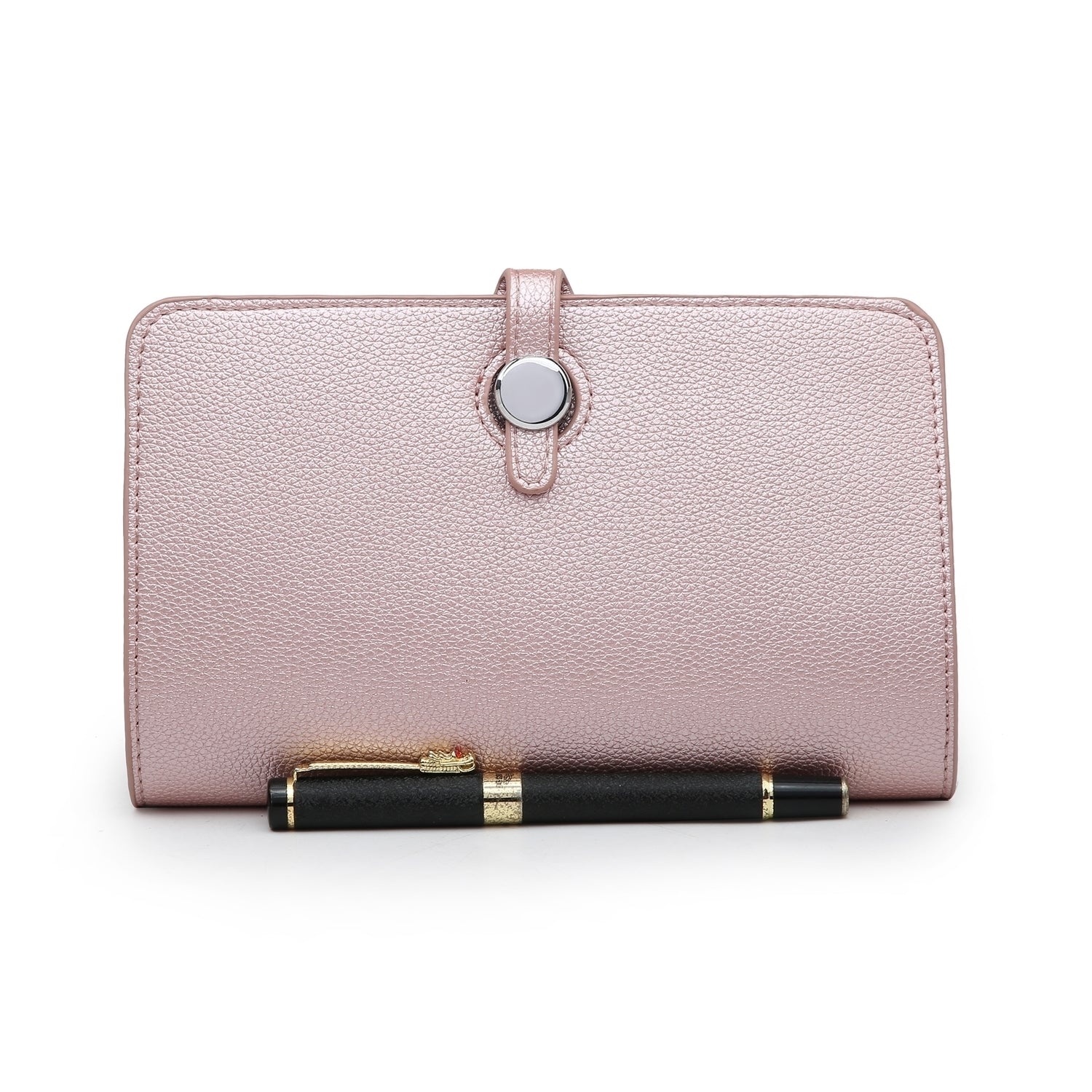 Long Purse/Clutch | Ice Pink
