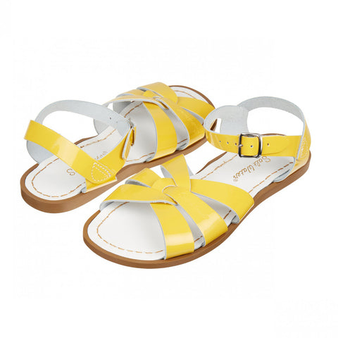 Salt-Water Original Sandals | Shiny Yellow