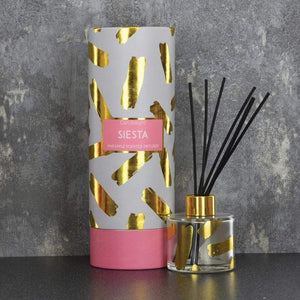 Candlelight Reed Diffuser | Siesta | Pineapple