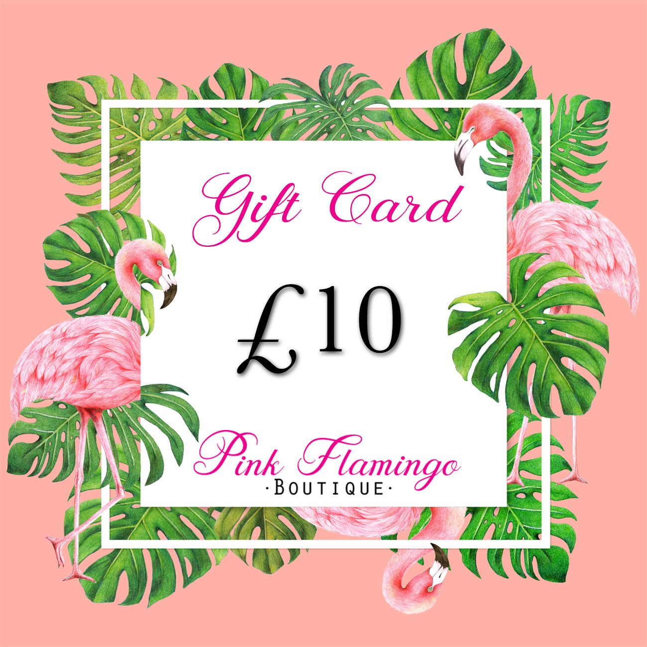 Pink Flamingo Boutique | e-Gift Card