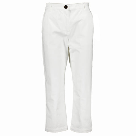 Herring Denim Capri Jeans | J4NAN | White