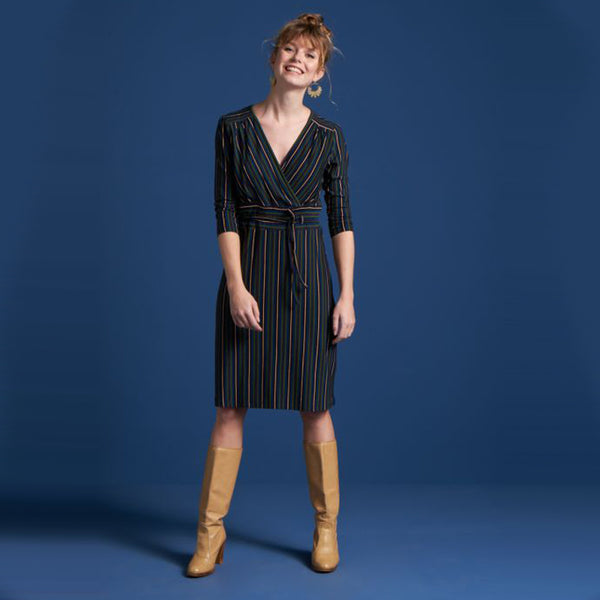 Cecil Dress Elmore Stripe