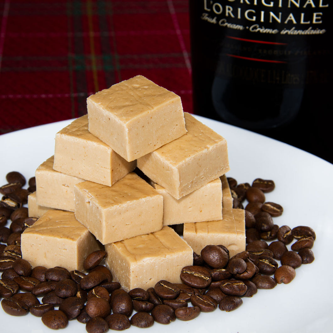 Coffee & Irish Cream Fudge Class