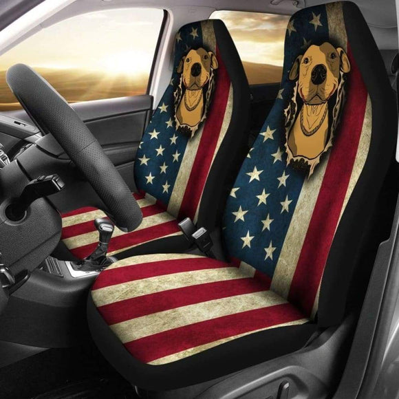 American Pitbull Seat Covers 113510 - YourCarButBetter