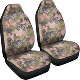 Camo Car Seat Covers Butterfly Pattern 112608 - YourCarButBetter