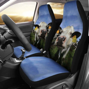 Car Seat Covers - Cow Lovers 13 144730 - YourCarButBetter
