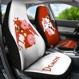 Car Seat Covers - Cow Lovers 26 144730 - YourCarButBetter