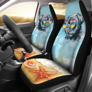 Cool French Bulldog Car Seat Covers 194110 - YourCarButBetter