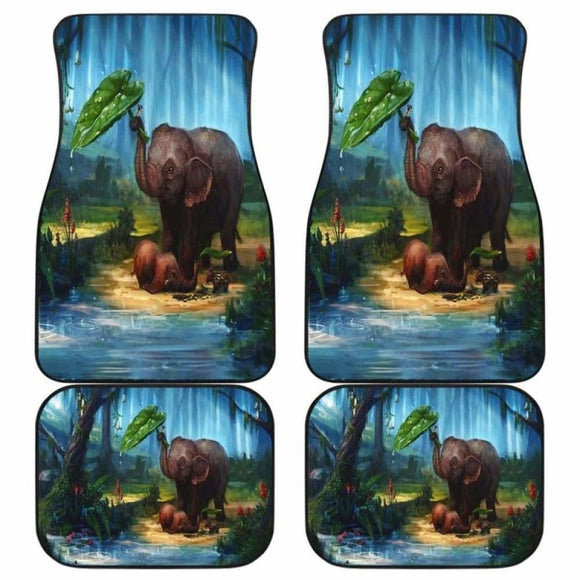 Elephant Car Floor Mats 2 202820 - YourCarButBetter