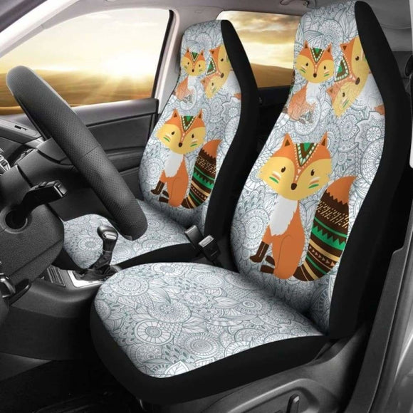 Fox Car Seat Covers 3 200217 - YourCarButBetter