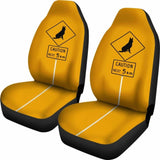 German Shepherd Signs Car Seat Covers 2 091706 - YourCarButBetter
