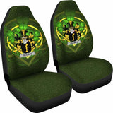 Gillman Ireland Car Seat Cover Celtic Shamrock (Set Of Two) 154230 - YourCarButBetter