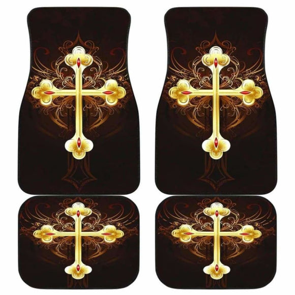 Golden Cross Car Mats 160905 - YourCarButBetter