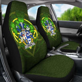 Hagan Or O'Hagan Ireland Car Seat Cover Celtic Shamrock (Set Of Two) 154230 - YourCarButBetter