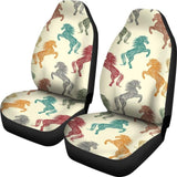 Horse 5 - Car Seat Covers 231007 - YourCarButBetter