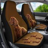 Irish Setter Car Seat Cover 221409 - YourCarButBetter