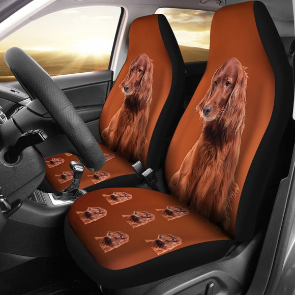 Irish Setter Car Seat Covers 211802 - YourCarButBetter