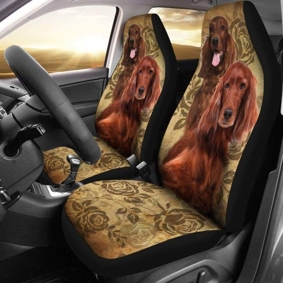 Irish Setter Car Seat Covers Bn 221409 - YourCarButBetter