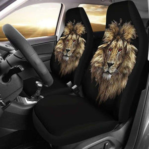 Lion Car Seat Covers 203608 - YourCarButBetter